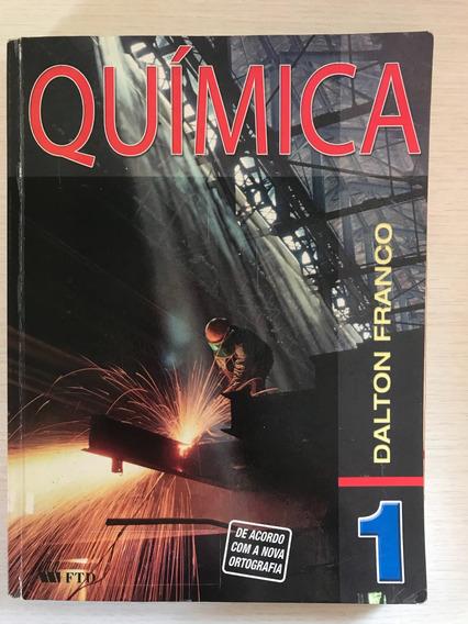 Livro De Química 1 - Editora Ftd