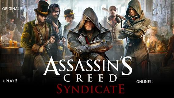 Assassins Creed Syndicate Original Pc Online Uplay Frete Grá
