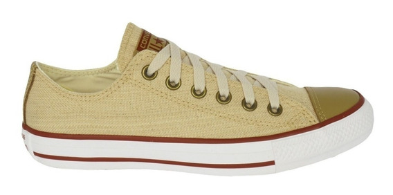 Tênis Converse Chuck Taylor All Star Ox Natural