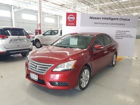 Nissan Sentra Sin Definir 4p Exclusive L4/1.8 Aut Nave