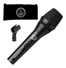 Microfone Akg P3s Perception Dinâmico P3 S