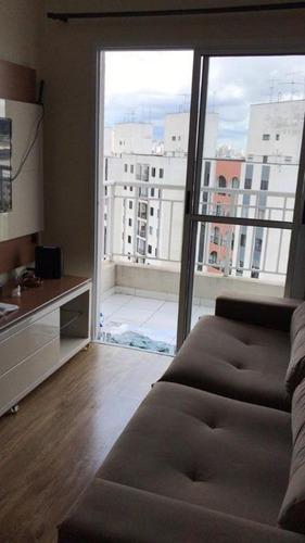 Imagem 1 de 15 de Apartamento Com 2 Dormitórios À Venda, 51 M² Por R$ 375.000 - Vila Prudente - São Paulo/sp - Ap4793