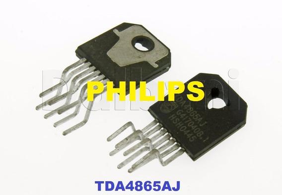 Tda4865aj Novo Pacote Com 5 Pçs