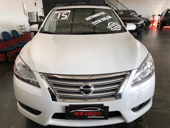 Nissan Sentra Sl 2.0 Cvt 4p Flex Automático