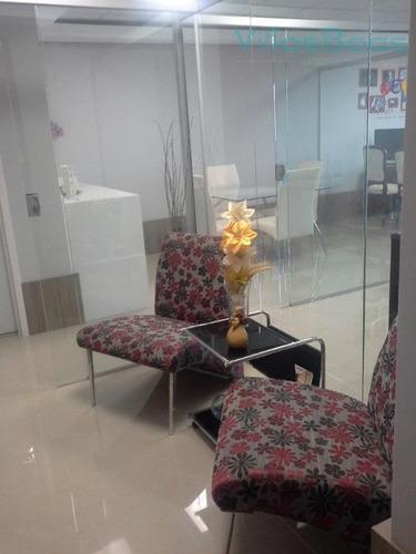 Sala À Venda, 45 M² Por R$ 380.000,00 - Jardim Aquarius - São José Dos Campos/sp - Sa0264