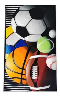 Toallones Playeros Grandes Microfibra Secado Rapido Muchos Diseños 70x140cm