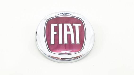 Insignia Emblema Original Fiat Cronos 18/19