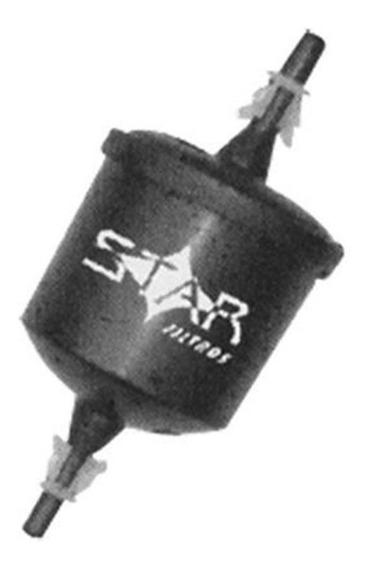 Filtro Combustivel Gol 95 Escort / Logus / Verona / Sant --