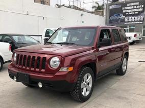 Jeep Patriot Latitut Automatica Vendo O Cambio