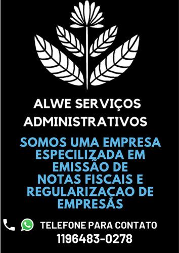 Imagem 1 de 2 de Emissão De Notas Fiscais E Regularização De Empresas.