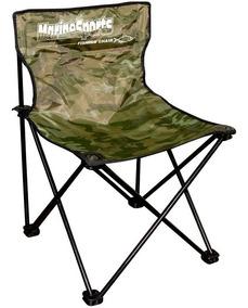 Cadeira Dobrável Diretor Camuflada Xd-03 Marine Sports