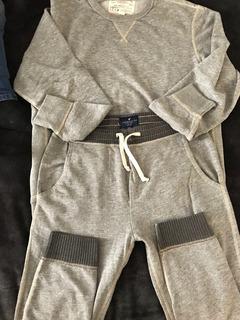 Juego De Pants American Eagle Original Usado Tipo Vintage