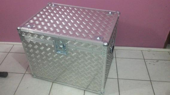 Baú Em Alumínio , Caixa Multiuso , Contêiner, Container