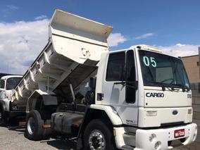 Ford Cargo 1722 4x2 Toco Basculante Caçamba
