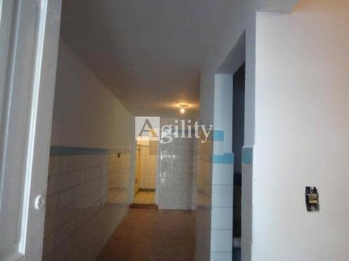 Terreno Com 3 Casas Para Venda Na Vila Euthalia Com 10 X 24 = 240mts² - 5131
