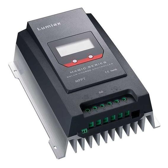 Controlador Lumiax 24v 48v 40a Mppt