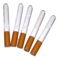 Hitter Pipa Metalica Oculto Discreto En Forma De Cigarro