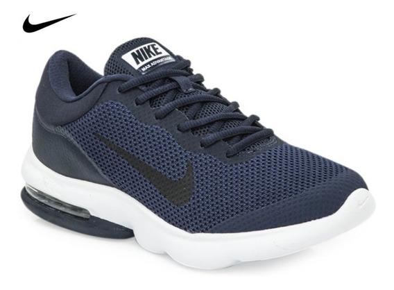 Zapatillas / Nike Airmax Advantage Azul
