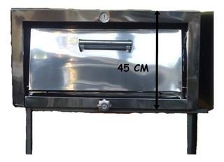 Horno A Gas Semi Industrial Nuevo 50x50