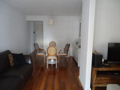 Apartamento Em Real Parque, São Paulo/sp De 85m² 2 Quartos À Venda Por R$ 600.000,00 - Ap164003
