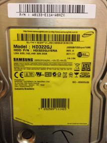 Hd Samsung De 320gb Sata Ii - 7200 Rpm Barato