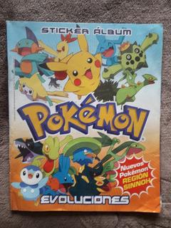 Album Coleccion Pokemon