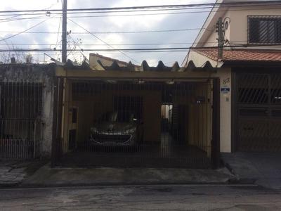 Casa Residencial À Venda, Vila Campo Grande, São Paulo - Ca0558. - Ca0558
