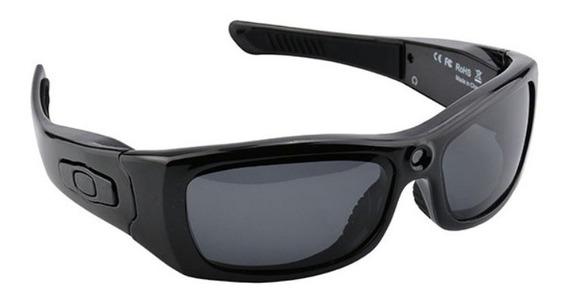 Óculos De Sol Espião Tático Mlitar Camera Hd Mp3 Bluetooth
