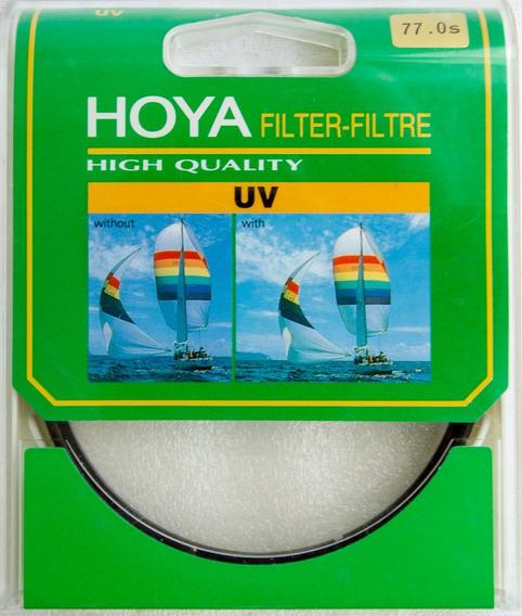 Filtro Uv Hoya 77 Mm