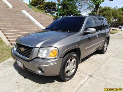 Chevrolet Trailblazer Ltz V8