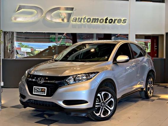 Honda Hr-v 1.8n Lx Cvt | 62.000 Km | 2015 | Rec.menor/financ