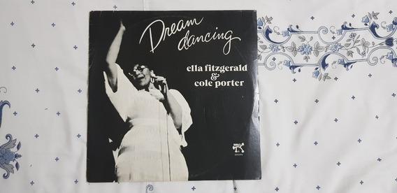 Lp Ella Fitzgerald & Cole Porter - Drean Dancing - Nacional