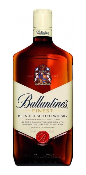 Whisky Ballantines Finest Escocês 1 Litro