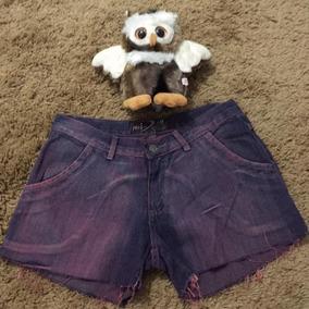 Short Jeans Feminino 00109