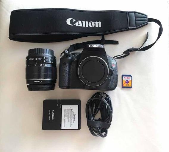 Canon T3i + Kit