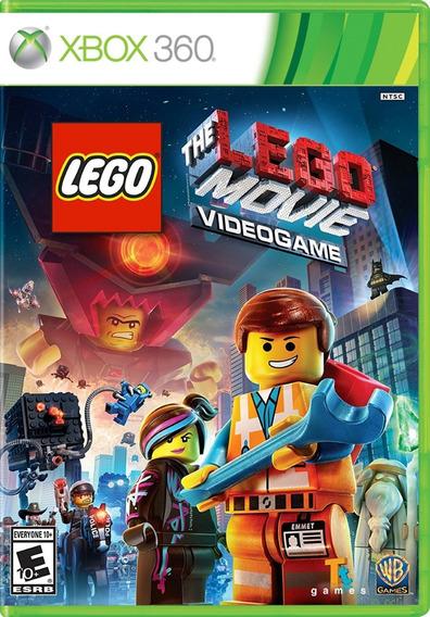 Lego Movie Xbox 360 Nuevo