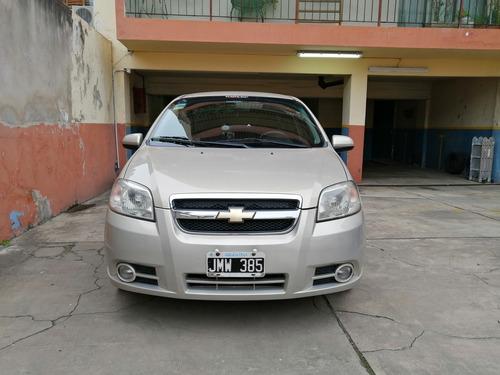 Chevrolet Aveo 1.6 Lt At 2010