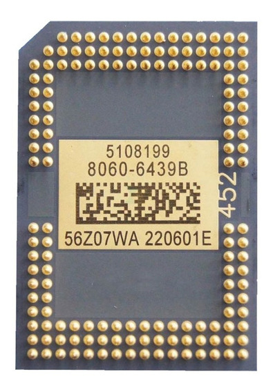 Chip Dmd Projetor Dlp 8060-6038b 6039b 6438b 6439b +outros
