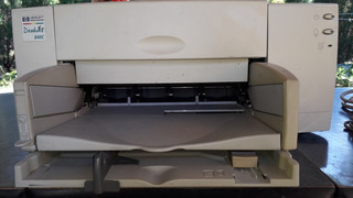 Impresora Hp Desjeck 640c Usada