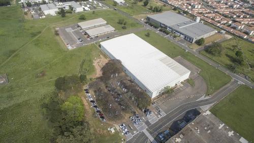 Galpão Para Aluguel Em Distrito Industrial - Ga257399