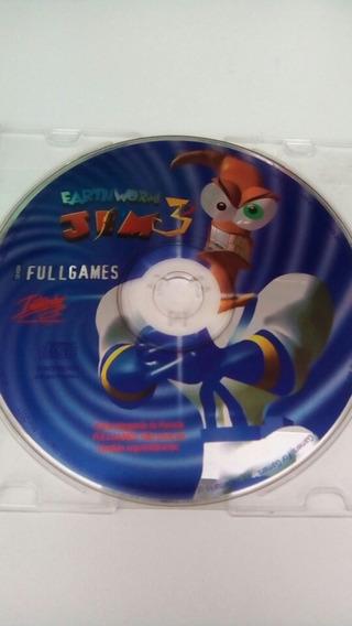 Earthworm Jim 3d Pc Cd Fullgames