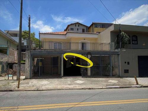 Casa Com 3 Dormitórios À Venda, 200 M² Por R$ 850.000,00 - Jardim Da Glória - Cotia/sp - Ca5019