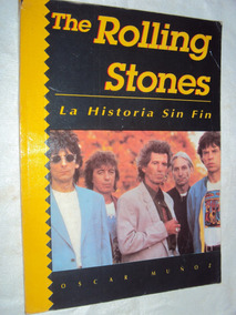 The Rolling Stones: La História Sim Fim (sebo Amigo)
