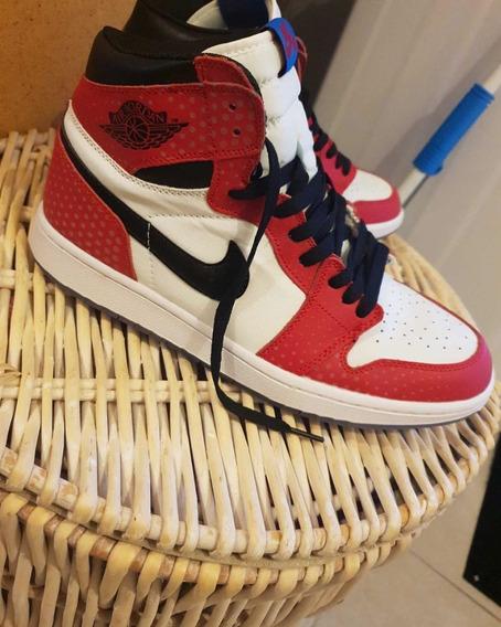 Tênis Nike Air Jordan 1 Origin Story - Leia A Descrição-