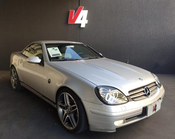 Mercedes-benz Classe Slk 230 2.3 V6 Kompressor