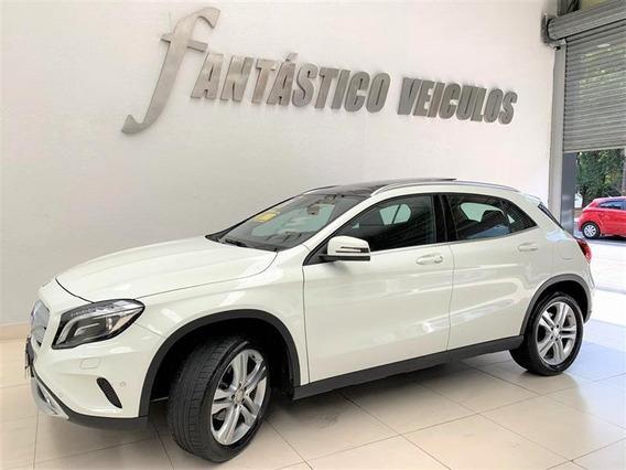 Mercedes Benz Gla 200 1.6 Cgi Enduro 16v Turbo Flex 4p Autom
