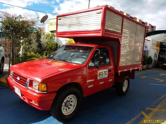 Chevrolet Luv Furgon 2.300cc