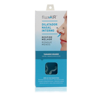 Dilatador Nasal Interno Flux Air 1 Unidade - Tamanho Grande