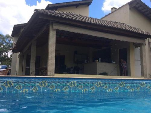 Chácara Com 4 Dormitórios À Venda, 1583 M² Por R$ 1.380.000,00 - Roseira - Mairiporã/sp - Ch0017