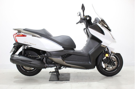 Kymco Downtown 300 I Abs 2019 Branca